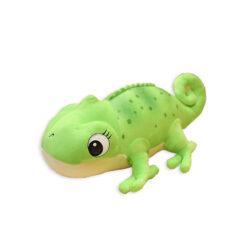 ChameleonFarm Plüss kaméleon L - zöld | 45 cm