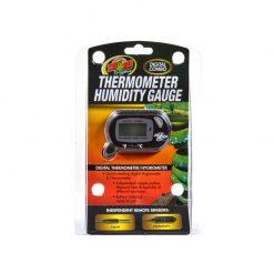 ZooMed Thermometer Humidity Gauge digitális hő- és páramérő