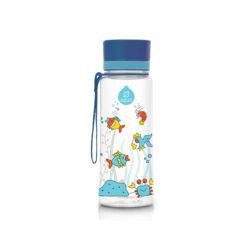 Equa BPA-mentes 600 ml műanyag kulacs