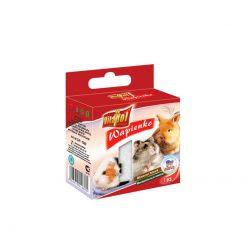 Vitapol Fogkoptató kő rágcsálóknak - 40 g | Popcorn