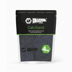 DragonOne CalciSand Természetes kalciumhomok terráriumba   Black