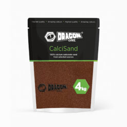 DragonOne CalciSand Természetes kalciumhomok terráriumba   Chocolate