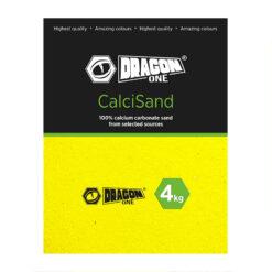 DragonOne CalciSand Természetes kalciumhomok terráriumba   Lemon
