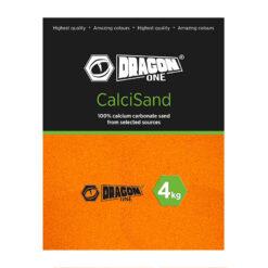 DragonOne CalciSand Természetes kalciumhomok terráriumba   Orange