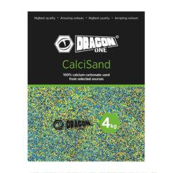 DragonOne CalciSand Természetes kalciumhomok terráriumba   Rainbow