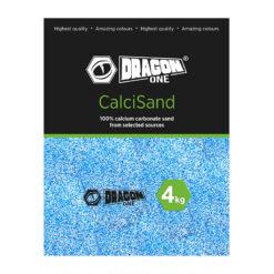 DragonOne CalciSand Természetes kalciumhomok terráriumba   Smurf