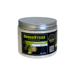 DragonOne DrosoSteak Prémium instant muslica tenyésztáp | 400 ml