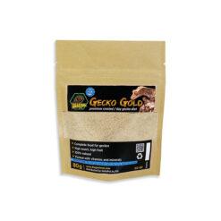 DragonOne Gecko Gold Vitorlás és nappali gekkó táp - Banán & Rovar   80g