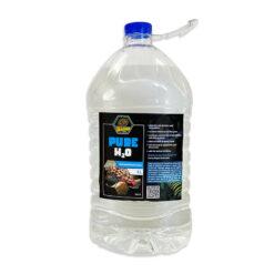 DragonOne Pure H2O Demineralizált víz terráriumba   5L