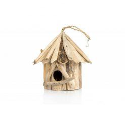 GigaBird Wood House madárház bújóka