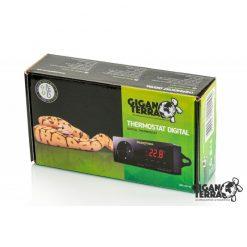 GiganTerra Cool & Heat Digitális termosztát LED kijelzővel