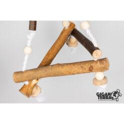 GiganTerra Slash Swing on Rope Kötélhinta madaraknak | 27 cm