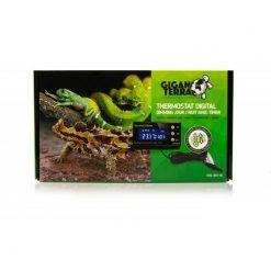 GiganTerra Digital Dimming Thermostat Digitális dimmelhető termosztát