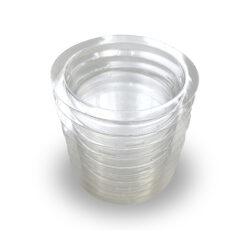 HabiStat Feeding Ledge Replacement Cups Etetőtálkák   10 db