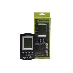 Komodo Thermometer Humidity Dual Gauge Digitális hő- és páramérő