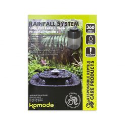 Komodo Rainfall System Szabályozható terrárium esőztető rendszer