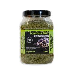 Komodo Tortoise Diet Cucumber Szárazföldi teknős eledel | 680g