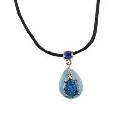 BlueBug UV hangulat nyaklánc - Teknős