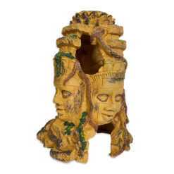 Nomoy Pet Broken Statue Ókori szobor sziklabarlang búvóhely