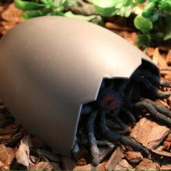 Nomoy Pet Grey Plastic Cave Szürke műanyag bújóka | S