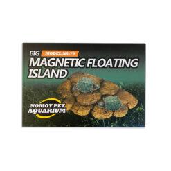 Nomoy Pet Magnetic Floating Island Mágneses teknős napozó sziget | L