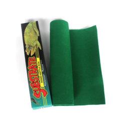 Nomoy Pet Green Reptile Carpet Rug Terráriumszőnyeg talajok