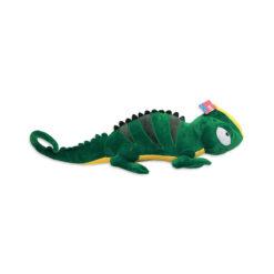 ChameleonFarm Zöld-sárga óriás plüss kaméleon | 90 cm