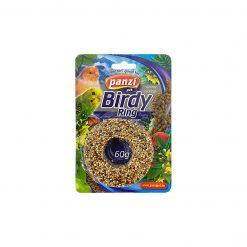 Panzi Birdy Ring Mézes karika hullámos papagájnak és kanárinak   60 g