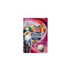 Panzi Parrot Teljes értékű eledel nagypapagájok számára   700 ml
