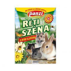 Panzi Rodent Réti széna kisállatoknak | 5 l