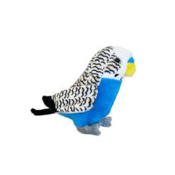 Cornelissen Plüss kék hullámos papagáj