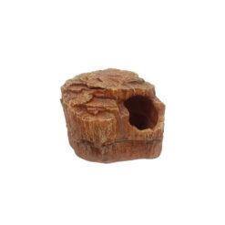 Reptiles-Planet Gecko Nesting Cave Szikla búvóhely gekkóknak   L