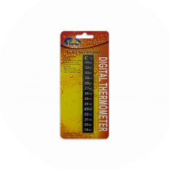 SupeReptile Aquarium Thermometer Akvárium-terrárium hőmérőcsík