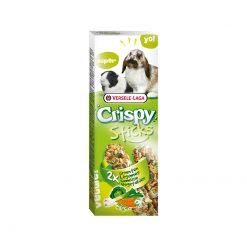 Versele-Laga Crispy Sticks Tengerimalac és nyúl eleség | Zöldség