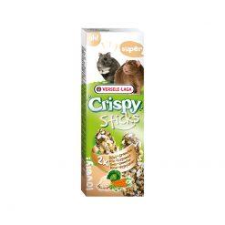 Versele-Laga Crispy Sticks Zöldségekkel - 2 db | Hörcsög és patkány