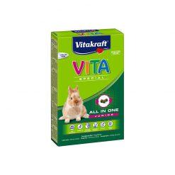 Vitakraft Vita Junior - szárazeledel nyulaknak | 600 g